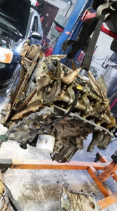 NISSAN INFINITI MITSUBISHI FORD GM ENGINE SWAP