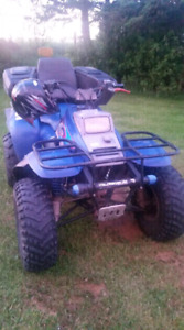 1995 polaris 300 2x4 2stroke (parts or repair)
