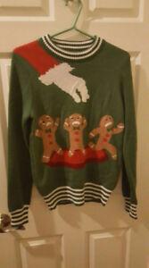 Modcloth Christmas sweater