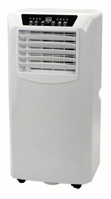 Draper 56124 Mobile Home Office Portable Cool Air Conditioner Unit & Ducting...
