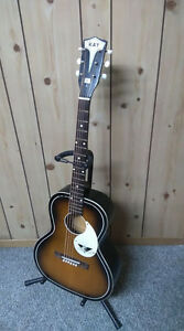 Mid 1960s Kay K3500 parlor guitar acoustic folk blues vintage