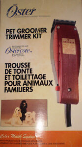 Tondeuse pour animaux - Pet Groomer trimmer