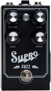 Supro Fuzz New in box       (sell/trade)