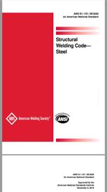 AWS D1 .1 2020 - Structural Welding Code Steel - An American Standard