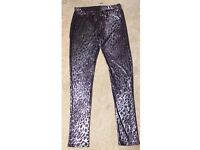 New with Tags River Island Leggings size 12 Willing to post if required