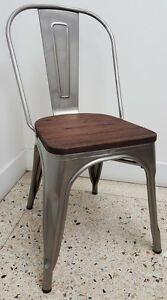 RESTAURANT INDUSTRIAL TOLIX METAL DINING CHAIR BAR STOOL Cambridge Kitchener Area image 9