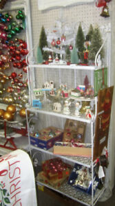 Christmas Booth In Fenelon Falls