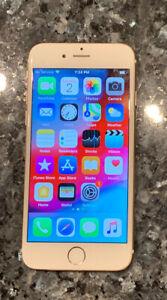 iPhone 6 128GB Rose Gold