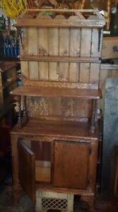 New Hand made Furniture Hutch/ Display Cabinet/