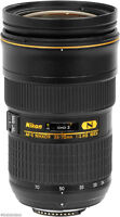 Nikon 24-70 f2.8G. SUPERB mid range zoom. MINT!!