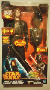 Anakin to vader-new in box