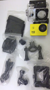 GoPro style 1080p hi def action cam
