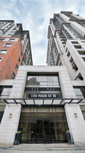One Year Free Condo Fees Penthouse Suite Over 700 SF 1BR+Den 2WR