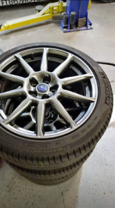 Michelin Primacy Hp 17""