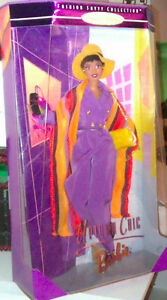 """UPTOWN CHIC BARBIE FASHION SAVVY COLLECTION """"NEW IN BOX"""" Prince George British Columbia image 1"""