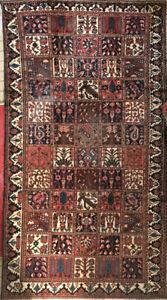 Handmade Persian Carpet made from Wool
