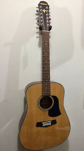 Aria AW-75TN 12-string Acoustic, perfect shape