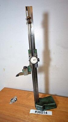 Kanon 12 Inch Dial Height Gage Inv.36514