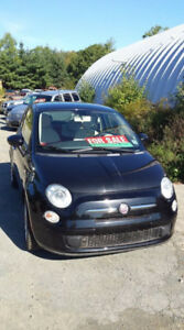 2012 FIAT 500 ((NEW MVI TODY)) CALL 434-7742