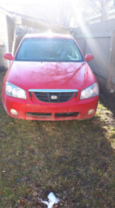 2005 Kia spectra hatch back *READ ad*