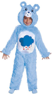 Grumpy Care bear deluxe costume toddler
