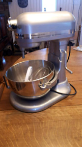 Malaxeur kitchen Aid professionnel force 5