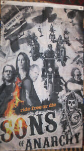 Sons Of Anarchy Flags