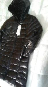 Jacket light down coat for Spring fall
