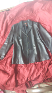 Danier Woman's Leather Jacket size Large