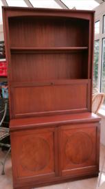 G plan mahogany dresser