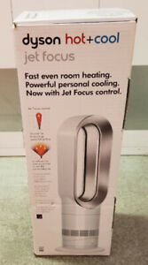 New Sealed Dyson Cool Hot Cool Fan Tower