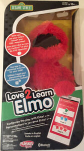 Love2Learn Elmo - New - English model
