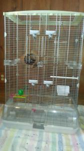 Cage pour oiseau Vision