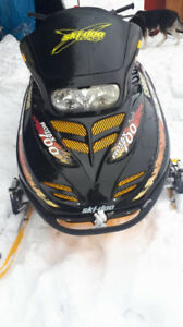 Looking for motor for 1998 ski doo mach 1 700 triple