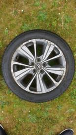 Citroen c4 Grand Picasso alloy wheels