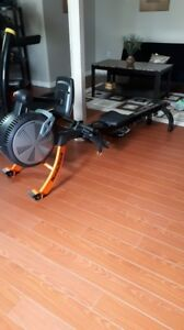 Nordic Track Rowing Machine - Like new