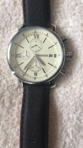 MENS FOSSIL WATCHES