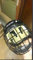 Hockey helmet for sale