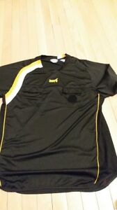 Inaria Adult Large Soccer Referee Shirt
