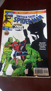 1997 Vintage Spiderman Comic