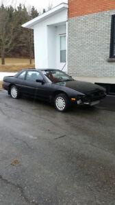 1990 Nissan 240SX Le Coupe (2 door)