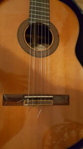Fender FC-120 Classical Acoustic Guitar - Vintage- made in USA