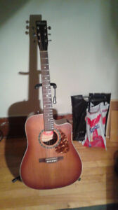 Guitare acoustique Norman B18 acoustic guitar