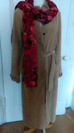 Ladies dresses, coats, jackets, hats and bags.