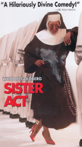 Sister Act, Whoopi Goldberg, Brand New and Sealed Package VHS