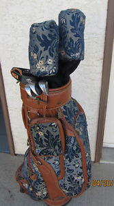Ladies Golf Clubs & Bag
