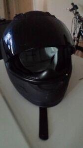 Casque De Moto Alliance Dark ICON