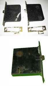 Anciennes Serrures / Vintage Mortise Locks