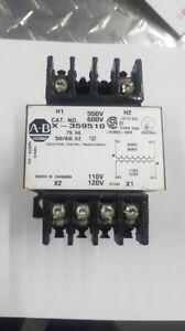Transformateur Electrique 75VA - 600V @ 120V
