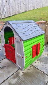 Chad Valley Kids Playhouse